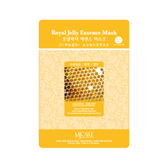 Тканевая маска Mj Care Royal Jelly Essence Mask (Объем 23 г)