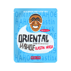 Тканевая маска Baviphat Dr.119 Oriental HAHOE Elastine Mask (Объем 25 мл)