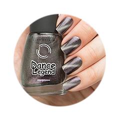Лак для ногтей Dance Legend Magnetic 617 (Цвет 617 variant_hex_name 746F69)