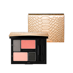 Тени для век Enprani Glam Shadow Clutch 01 (Цвет 01 Urban Coral variant_hex_name F58A7E)