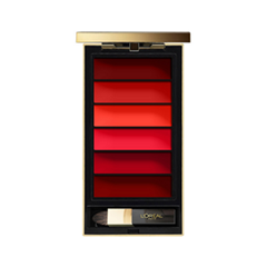 Loreal colour riche lip palette 02 red 0 52615 icon