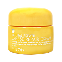 Крем Mizon Cheese Repair Cream (Объем 50 мл) крем для рук mizon enjoy fresh on time sweet honey hand cream объем 50 мл