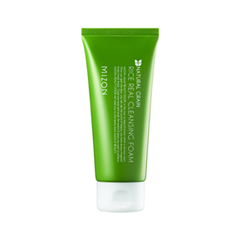 Пенка Mizon Rice Real Cleansing Foam (Объем 150 мл) пенка the face shop green tea phyto powder cleansing foam объем 170 мл
