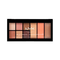 Для глаз NYX Professional Makeup Go-To Palette Wanderlust (Цвет Wanderlust  variant_hex_name DC9275)