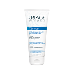 Крем Uriage Xémose Crème Relipidante Anti-irritations (Объем 200 мл) mac complete comfort crème глубокоувлажняющий крем complete comfort crème глубокоувлажняющий крем
