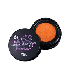 Кушон Touch in Sol Be18 Watery Cushion Blush 1 (Цвет 1 Pace Macaron variant_hex_name FB8D4A)