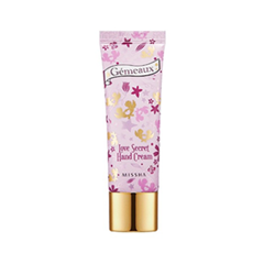 Крем для рук Missha Love Secret Hand Cream Cherry Blossom (Объем 27 мл)