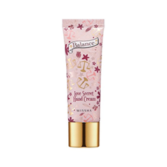 ���� ��� ��� Missha Love Secret Hand Cream Peony Rose (����� 27 ��)