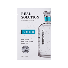 �������� ����� Missha Real Solution Tencel Sheet Mask Soothing (����� 25 �)