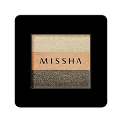 Тени для век Missha Triple Shadow 02 (Цвет 02 Honey Orange variant_hex_name DBB994)