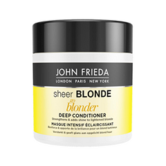 Маска John Frieda Sheer Blonde Go Blonder Deep Conditioner (Объем 150 мл)