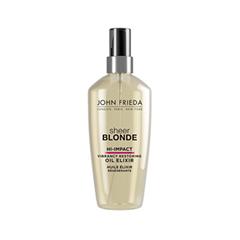����� John Frieda Sheer Blonde Hi-Impact Oil Elixir (����� 100 ��)
