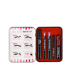 Макияж Touch in Sol Набор Sweet Рink Macaroon Make-up Kit