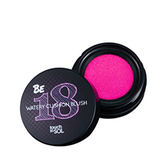 Кушон Touch in Sol Be18 Watery Cushion Blush 3 (Цвет 3 Pink Ribbon variant_hex_name F82D9B)
