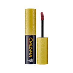 Тинт для губ Touch in Sol Chroma Powder Lip Tint 2 (Цвет 2 Tris variant_hex_name AD1627) touch in sol пудровый тинт для губ chroma powder цвет 4 leeloo 2 5 г
