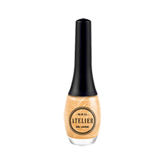 Гель-лак для ногтей Vivienne Sabo Nail Atelier Joli Bouton 26 (Цвет 26 Бежевый перламутровый сияющий variant_hex_name FAD8AD)