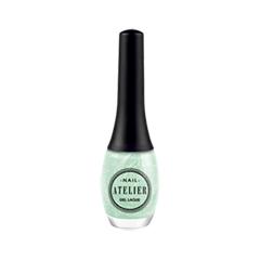 Гель-лак для ногтей Vivienne Sabo Nail Atelier Joli Bouton 27 (Цвет 27 Салатовый перламутровый сияющий)