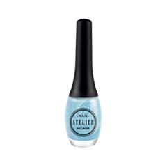 Гель-лак для ногтей Vivienne Sabo Nail Atelier Joli Bouton 28 (Цвет 28 Голубой сияющий полупрозрачный variant_hex_name 9BCAD7)