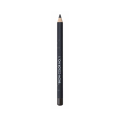 Карандаш для бровей Make Up Store Brow Color 1 (Цвет Color 1 variant_hex_name 534C4E)