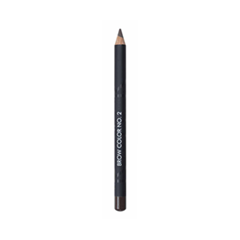 Карандаш для бровей Make Up Store Brow Color 2 (Цвет Color 2 variant_hex_name 342A2A)
