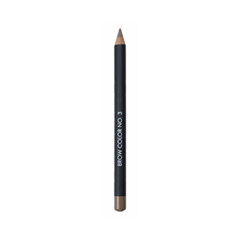 Карандаш для бровей Make Up Store Brow Color 3 (Цвет Color 3 variant_hex_name 746352)