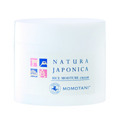Крем Momotani Juntenkan Natura Japonica Rice Moisture Cream (Объем 48 мл)