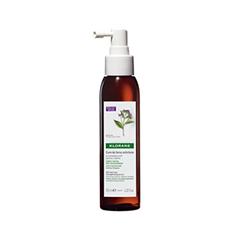 Сыворотка Klorane Концентрат укрепляющий от выпадения волос c хинином и кофеином (Объем 125 мл)