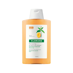 Шампунь Klorane Питание и защита. Шампунь с маслом манго для сухих и поврежденных волос (Объем 200 мл)