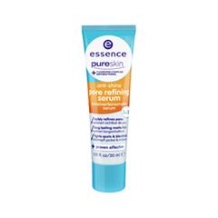 Сыворотка essence Очищающая сыворотка PureSkin Anti-Shine Pore Refining Serum (Объем 30 мл) сыворотка sachajuan shine serum объем 30 мл