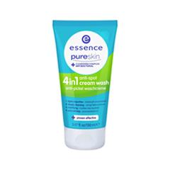 Крем essence Очищающий крем PureSkin Anti-Spot Cream Wash 4 in 1 (Объем 150 мл)