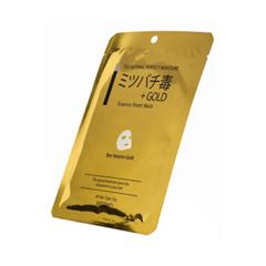 Тканевая маска Mitomo Золото и пчелиный яд (Объем 25 г)