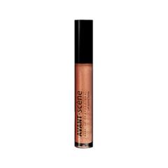 Блеск для губ AVANT-scene Lip Gloss Satin 4 (Цвет 4 Skin Beige variant_hex_name EA9E7E)