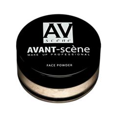 Пудра AVANT-scene Transparent Loose Powder 2 (Цвет 2 PLP variant_hex_name DDBEB2)