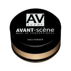 Пудра AVANT-scene Transparent Loose Powder 4 (Цвет 4 PLDBE  variant_hex_name B29F91)