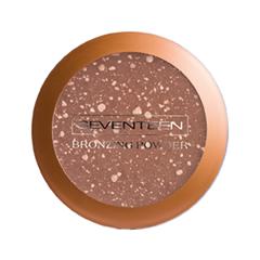 Бронзатор Seventeen Bronzing Powder 02 (Цвет 02 variant_hex_name A6715F)
