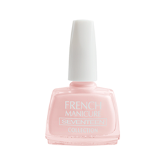 Лак для ногтей Seventeen French Manicure Collection 02 (Цвет 02 variant_hex_name F5D8D0) лак для ногтей essence лак для ногтей в карандаше french manicure