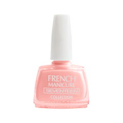 Лак для ногтей Seventeen French Manicure Collection 06 (Цвет 06 variant_hex_name F5B2AC) духи french collection туалетная вода french collection versailes 15 мл