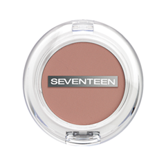 Румяна Seventeen Natural Matte Silky Blusher 11 (Цвет 11 Natural Rose variant_hex_name C4887D) румяна seventeen natural matte silky blusher 12 цвет 12 peachy rose variant hex name e68f85