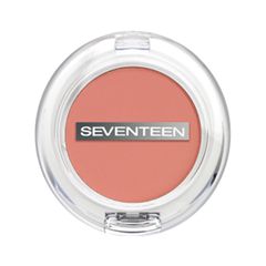 Румяна Seventeen Natural Matte Silky Blusher 12 (Цвет 12 Peachy Rose variant_hex_name E68F85) аккумулятор для ноутбука pitatel bt 308