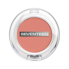 ������ Seventeen Natural Matte Silky Blusher 12 (���� 12 Peachy Rose)