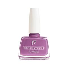 Лак для ногтей Seventeen Supreme Nail Enamel 156 (Цвет 156 variant_hex_name B86C9D) лак для ногтей seventeen supreme nail enamel 47 цвет 47 variant hex name b81b12
