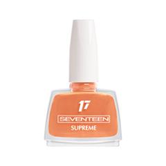 Лак для ногтей Seventeen Supreme Nail Enamel 23 (Цвет 23 variant_hex_name F8956B) лак для ногтей seventeen supreme nail enamel 47