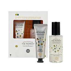 ���� Holika Holika ����� Perfume Hand & Body The Moment Jasmine Bouquet