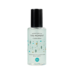 Спрей Holika Holika The Moment Perfume Body Mist Cotton Bebe (Объем 80 мл) лосьон для тела holika holika farmer s market peach body lotion объем 240 мл