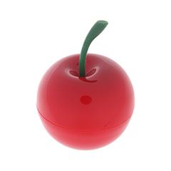 Цветной бальзам для губ Tony Moly Mini Berry Cherry Lip Balm (Цвет 01 Cherry variant_hex_name FE7352) carmex бальзам для губ вишня cherry twist бальзам для губ вишня cherry twist 1 шт