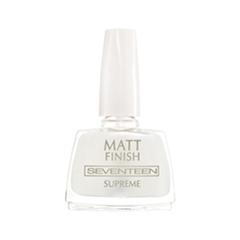 Топы Seventeen Matt Finish (Объем 15 мл) топы mavala gel finish top coat объем 5 мл