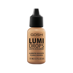 Хайлайтер GOSH Copenhagen Lumi Drops 006 (Цвет 006 Bronze variant_hex_name DCB07F)