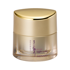 Ночной уход Menard Saranari Night Cream B (Объем 35 мл) касабланка