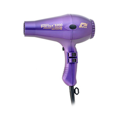 Фен Parlux Parlux 3200 Compact Ceramic Ionic Violet