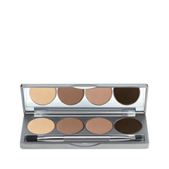 Тени для бровей Colorescience Mineral Brow Palette тональная основа by terry sheer expert 8 цвет 8 intense beige variant hex name d4b19c